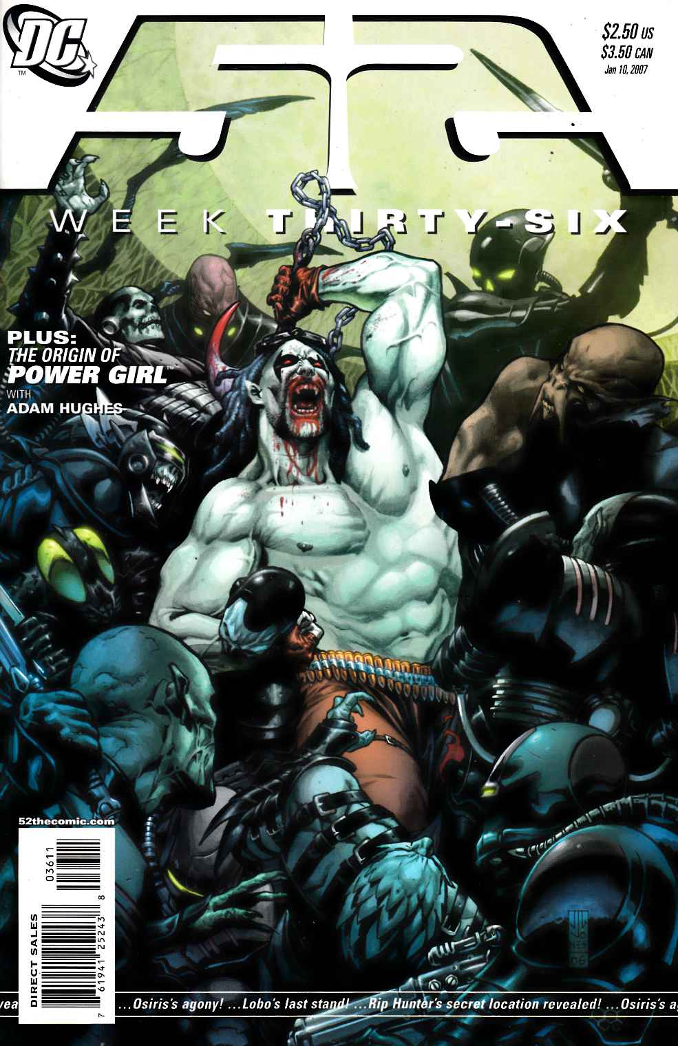 52 Week #36 Very Fine (8.0) [DC Comic] THUMBNAIL