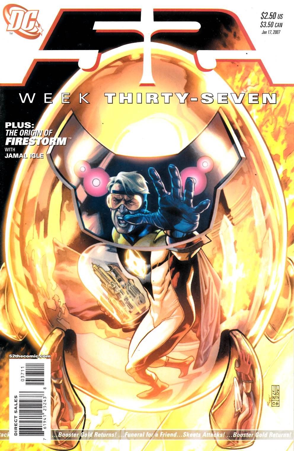 52 Week #37 Very Fine (8.0) [DC Comic] THUMBNAIL