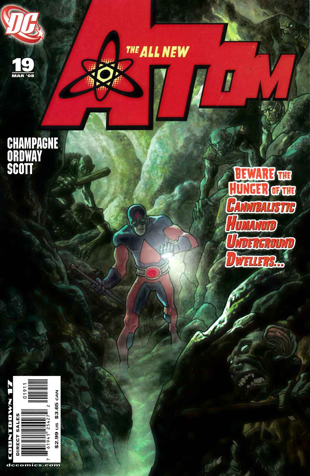 All New Atom #19 Very Fine (8.0) [DC Comic] THUMBNAIL