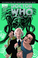 Doctor Who Prisoners Of Time #1 Cover RIA [Comic]