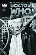 Doctor Who Prisoners Of Time #1 Cover RIB [Comic]