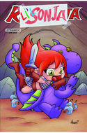 Lil Sonja #1 Subscription Cover [Comic]