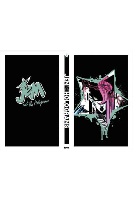 Jem & the Holograms #11 Complete Metallic Foil Box Set [IDW Comic] THUMBNAIL