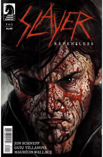 Slayer Repentless #1 [Dark Horse Comic]