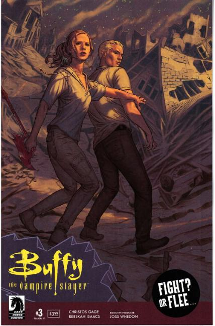 Buffy the Vampire Slayer Season 11 #3 [Dark Horse Comic] THUMBNAIL