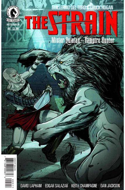 Strain Mr Quinlan Vampire Hunter #5 [Dark Horse Comic] THUMBNAIL