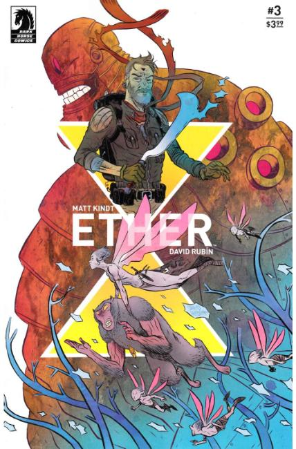 Ether #3 [Dark Horse Comic] THUMBNAIL