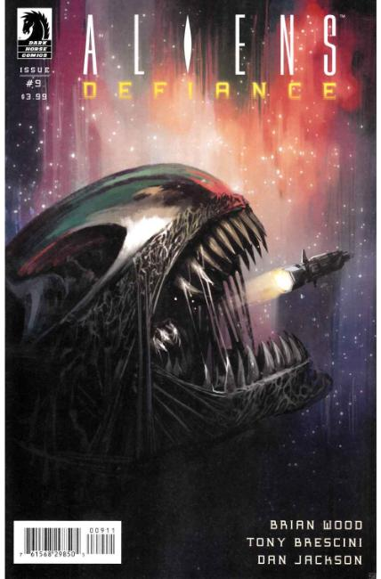 Aliens Defiance #9 [Dark Horse Comic]