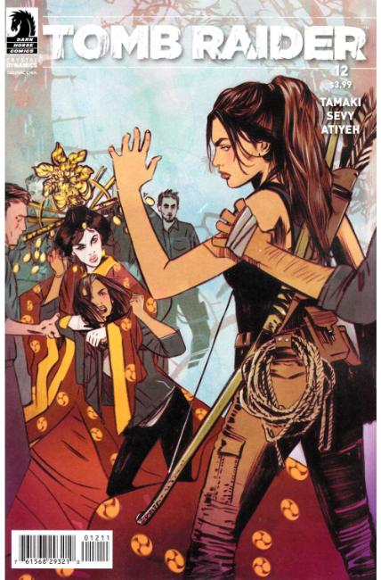 Tomb Raider 2016 #12 [Dark Horse Comic] THUMBNAIL