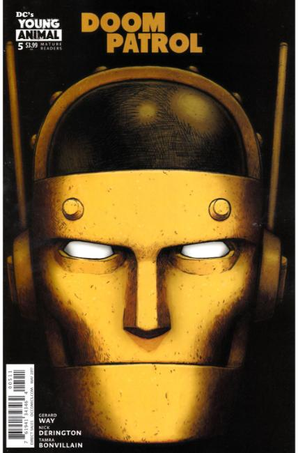 Doom Patrol #5 [DC Comic] LARGE