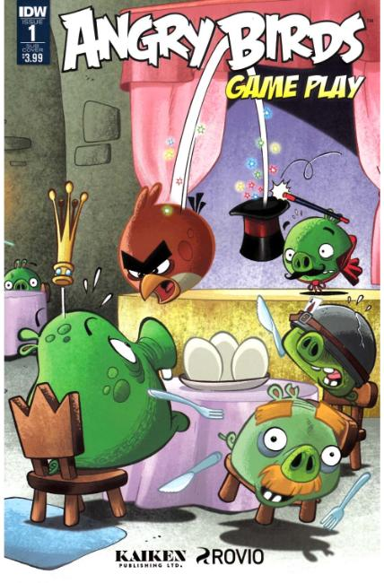 Angry Birds Comics Game Play #1 Subscription Cover [IDW Comic]_THUMBNAIL