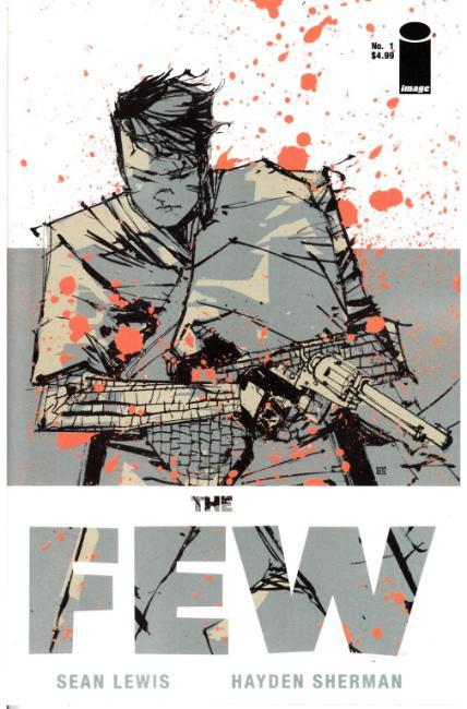 Few #1 [Image Comic]