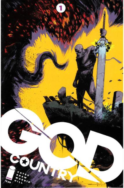 God Country #1 Cover B [Image Comic] THUMBNAIL