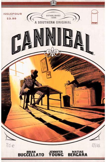 Cannibal #4 [Image Comic] THUMBNAIL