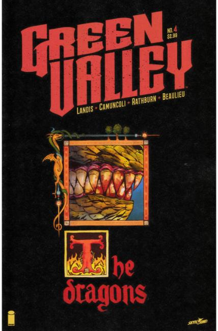 Green Valley #4 [Image Comic] THUMBNAIL
