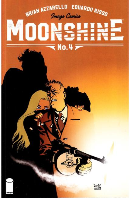 Moonshine #4 Cover A [Image Comic]