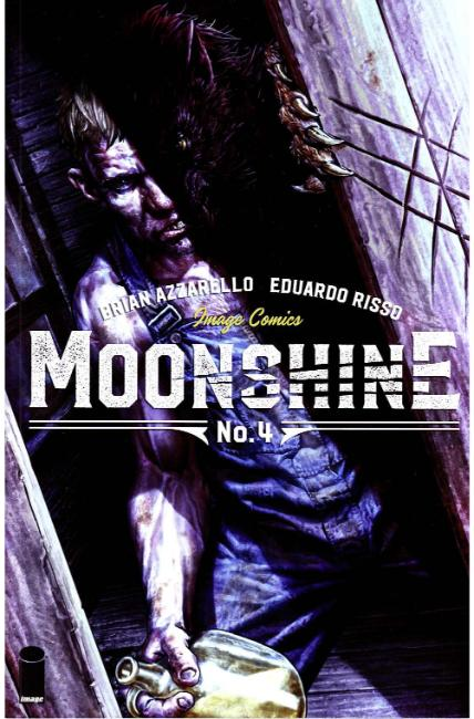 Moonshine #4 Cover B [Image Comic]