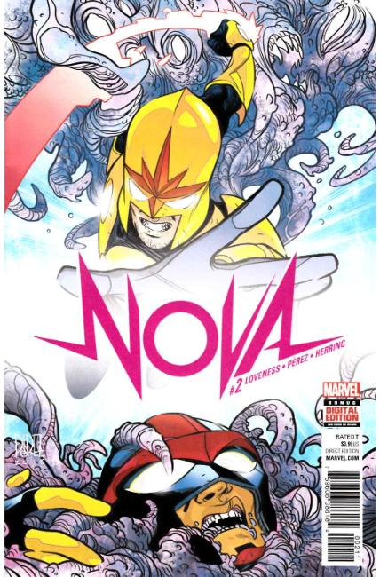 Nova #2 [Marvel Comic] THUMBNAIL