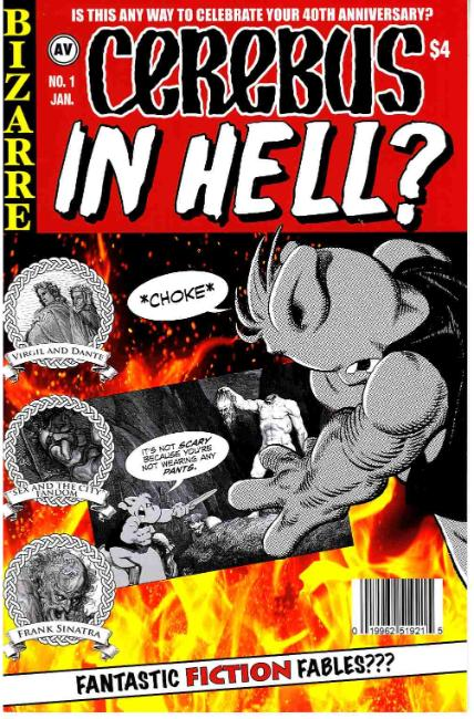 Cerebus in Hell #1 [Aardvark Comic]_THUMBNAIL