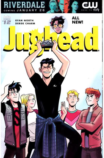Jughead #12 Cover A [Archie Comic] LARGE