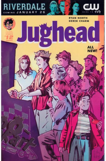 Jughead #12 Cover C [Archie Comic] LARGE