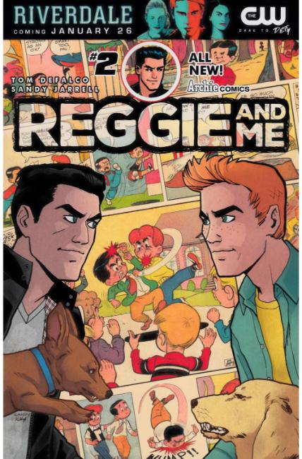 Reggie and Me #2 Cover A [Archie Comic]_THUMBNAIL