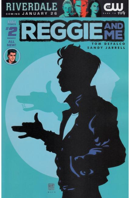 Reggie and Me #2 Cover B [Archie Comic]_THUMBNAIL