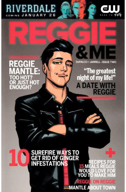Reggie and Me #2 Cover C [Archie Comic]_THUMBNAIL