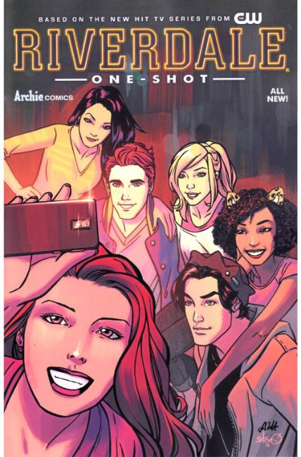 Riverdale (One Shot) Cover A [Archie Comic] THUMBNAIL