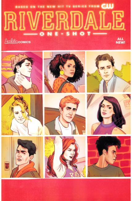 Riverdale (One Shot) Cover E [Archie Comic] LARGE