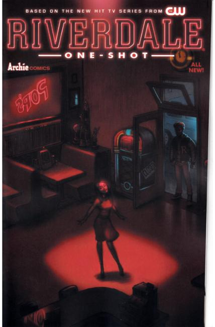 Riverdale (One Shot) Cover F [Archie Comic] THUMBNAIL