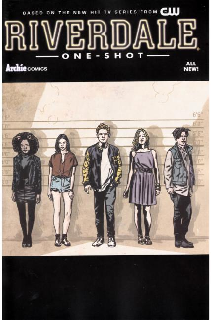 Riverdale (One Shot) Cover I [Archie Comic] THUMBNAIL