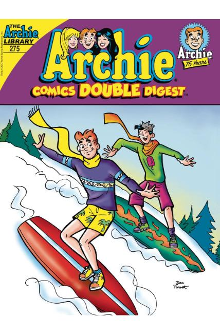 Archie Comics Double Digest #275 [Archie Comic] THUMBNAIL