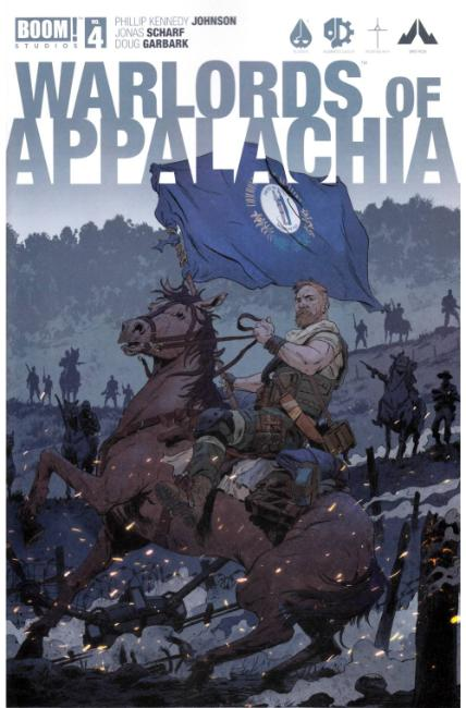Warlords of Appalachia #4 [Boom Comic] THUMBNAIL