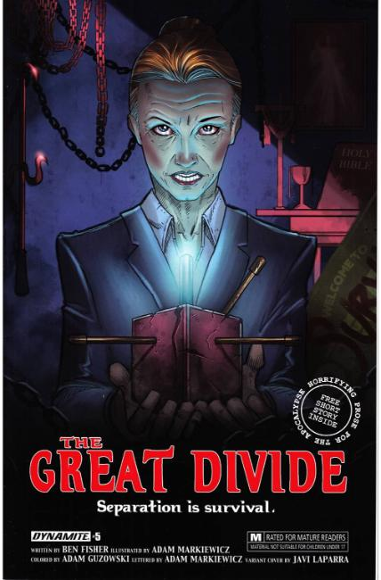 Great Divide #5 Cover B [Dynamite Comic] THUMBNAIL