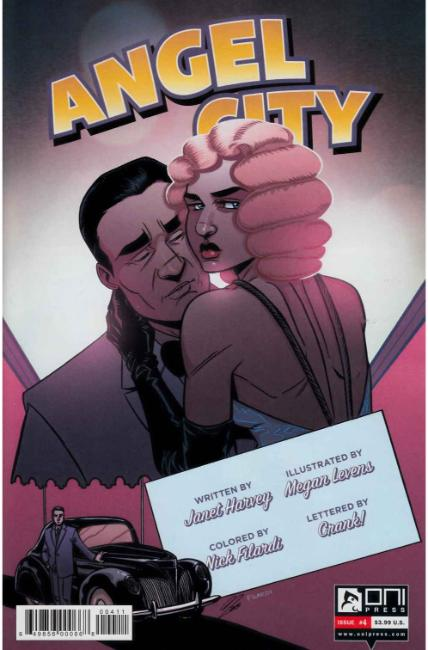 Angel City #4 [Oni Press Comic]