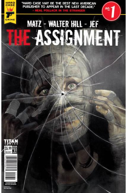 Assignment #1 Cover C [Titan Comic]_THUMBNAIL