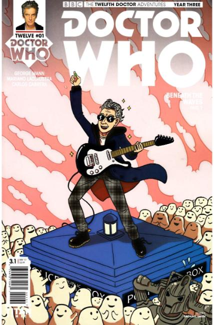Doctor Who 12th Doctor Year Three #1 Cover C [Titan Comic] THUMBNAIL
