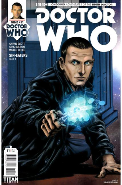 Doctor Who 9th Doctor #11 Cover A [Titan Comic] THUMBNAIL