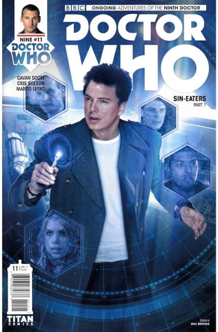 Doctor Who 9th Doctor #11 Cover B [Titan Comic] THUMBNAIL