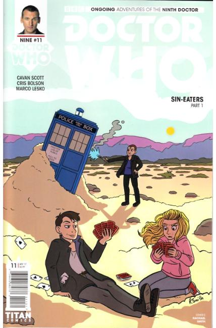 Doctor Who 9th Doctor #11 Cover C [Titan Comic] THUMBNAIL