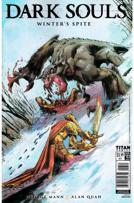 Dark Souls Winters Spite #3 Cover B [Titan Comic] THUMBNAIL