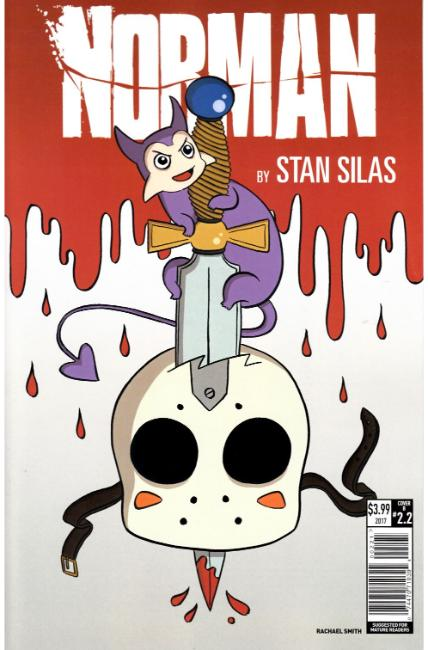 Norman the First Slash #2 Cover B [Titan Comic] THUMBNAIL