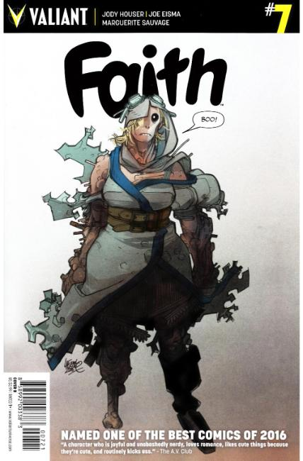 Faith Ongoing #7 Cover B [Valiant Comic] THUMBNAIL