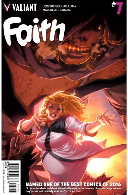 Faith Ongoing #7 Cover C [Valiant Comic] THUMBNAIL