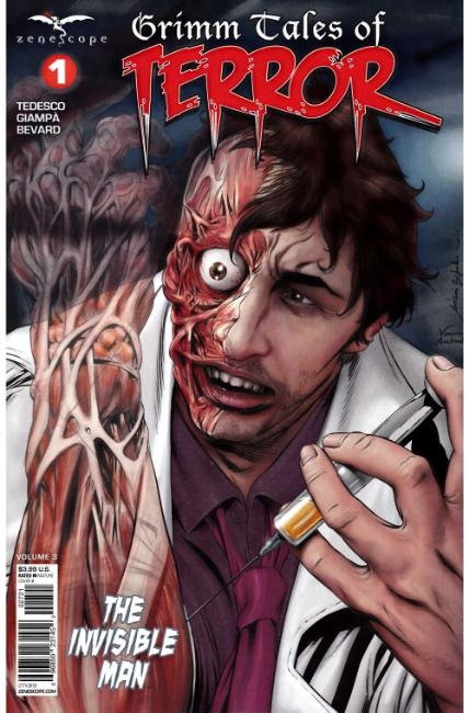GFT Grimm Tales of Terror Volume 3 #1 Cover B [Zenescope Comic] THUMBNAIL