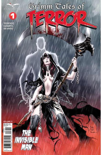 GFT Grimm Tales of Terror Volume 3 #1 Cover C [Zenescope Comic] THUMBNAIL
