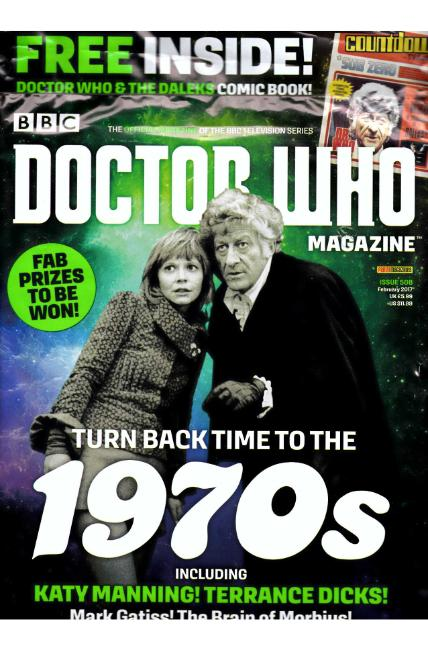 Doctor Who Magazine #508 [Panini Magazine] LARGE