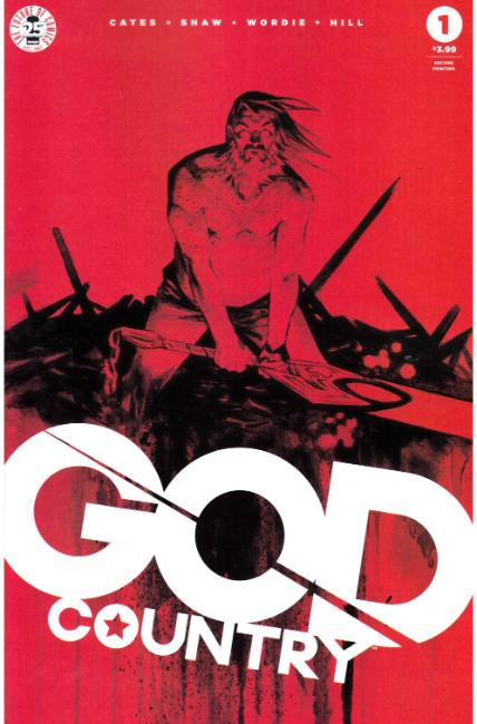 God Country #1 Second Printing [Image Comic] THUMBNAIL