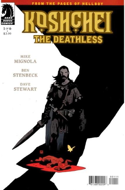 Koshchei the Deathless #1 [Dark Horse Comic] THUMBNAIL